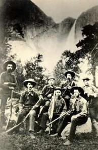 Early Hunters in Yosemite