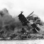 USS Arizona wreck